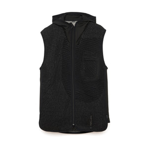 BYBORRE Hooded Vest H1 Black