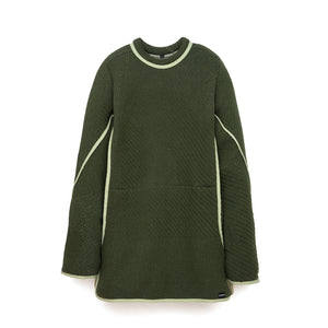 BYBORRE | Sweater C4 Olive - Concrete