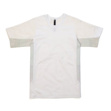 Load image into Gallery viewer, BYBORRE | T-Shirt E1 White Dot - Concrete