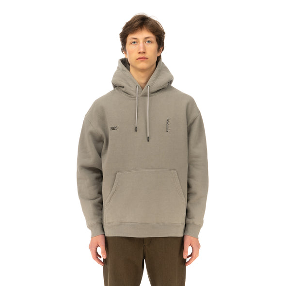 NEIGHBORHOOD | Heavys / C-HOODED .LS Gray