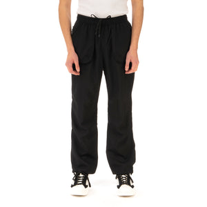 Soulland | Frey Pants Black - Concrete