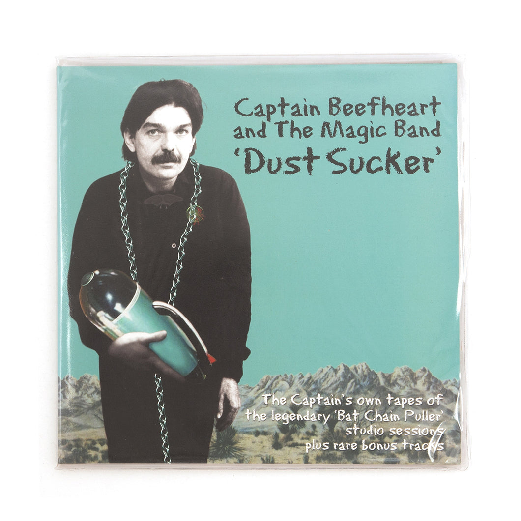 Captain Beefheart - Dust Sucker -Ltd- 2-LP - Concrete