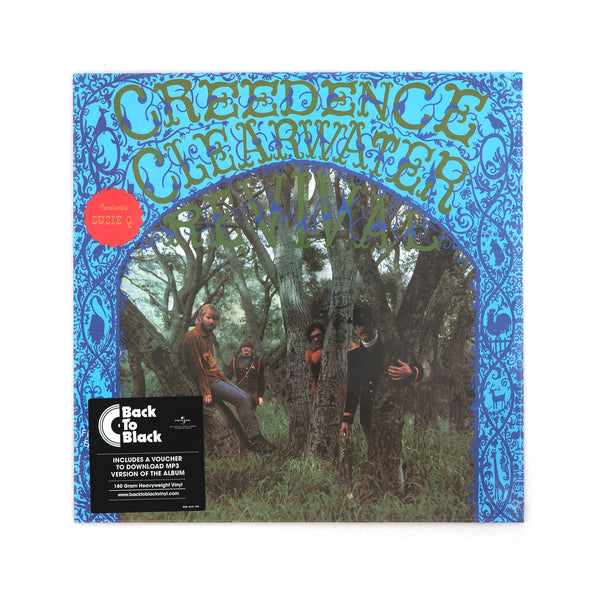 Creedence Clearwater Revival - Creedence Clearwater LP - Concrete