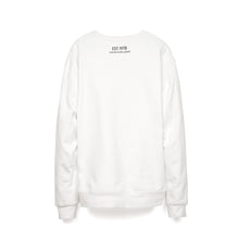 Load image into Gallery viewer, Calvin Klein Jeans Est. 1978 Small Patch Crewneck Bright White