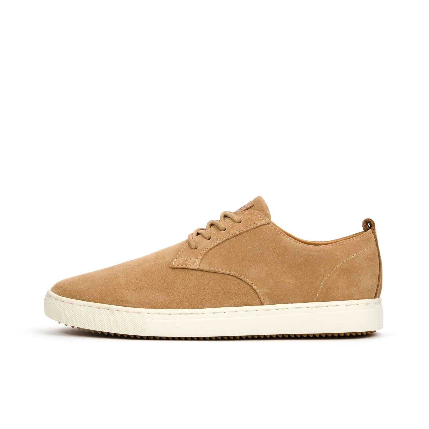 Clae Ellington SP Cinnamon Suede - Concrete