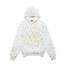 將圖像加載到畫廊查看器中CLOT | Paintsplatter Hoodie (Hand Finished) White - Concrete
