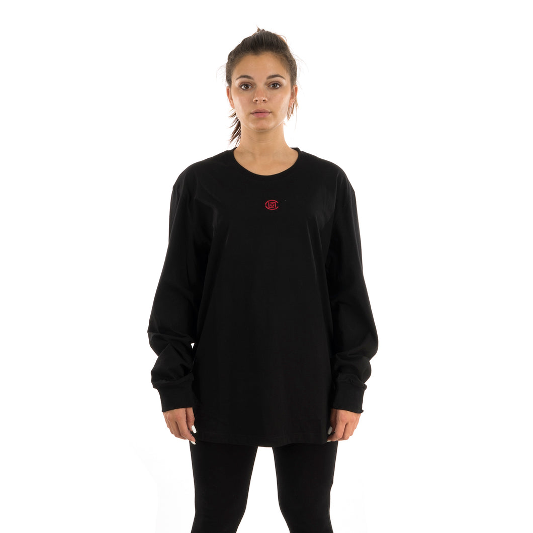 CLOT | Awakened State L/S T-Shirt Black - Concrete