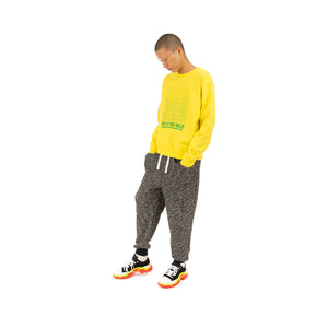 CLOT | Out Of This World Crewneck Sweat Yellow - Concrete