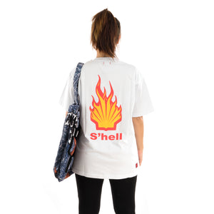 CLOT S'hell T-Shirt White