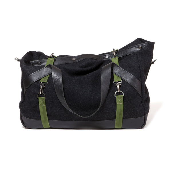Christopher Raeburn M Holdall Bag Charcoal - Concrete