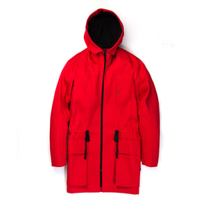 Christopher Raeburn Men's Technical Jacket Red - Concrete