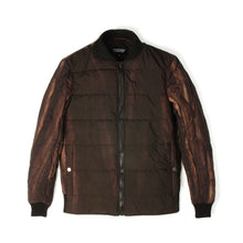 Load image into Gallery viewer, Christopher Raeburn Men's Quilted Bomber Rust - Concrete
