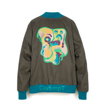 Load image into Gallery viewer, C.E. Cav Empt Cotton Twill Cobra Jacket Navy - Concrete