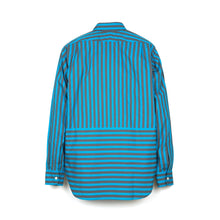 Load image into Gallery viewer, C.E. Cav Empt Striped Shirt Navy