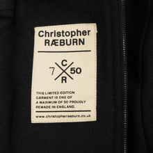 將圖像加載到畫廊查看器中Christopher Raeburn Wool Bomber Black