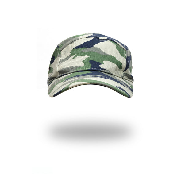 CLOT | x Ian Connor 5-Panel Cap Camo - Concrete