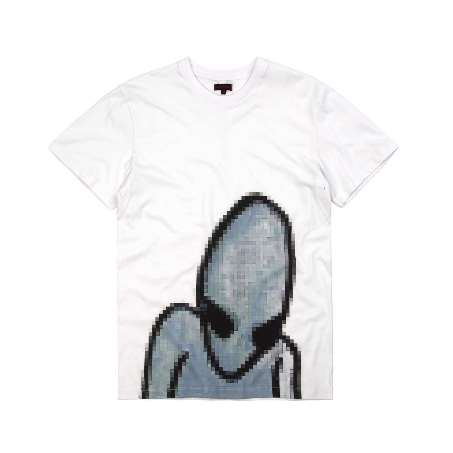CLOT Alien JuJitsu Head Tee White