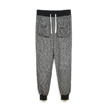 Load image into Gallery viewer, CLOT | Light Weight Sweat Pants Heather Black - Concrete