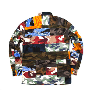 CLOT x Ian Connor Brick Shirt Camo