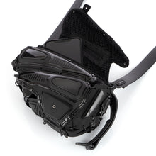 Load image into Gallery viewer, INNERRAUM Object I02 Clutch / Crossbody Bag Black