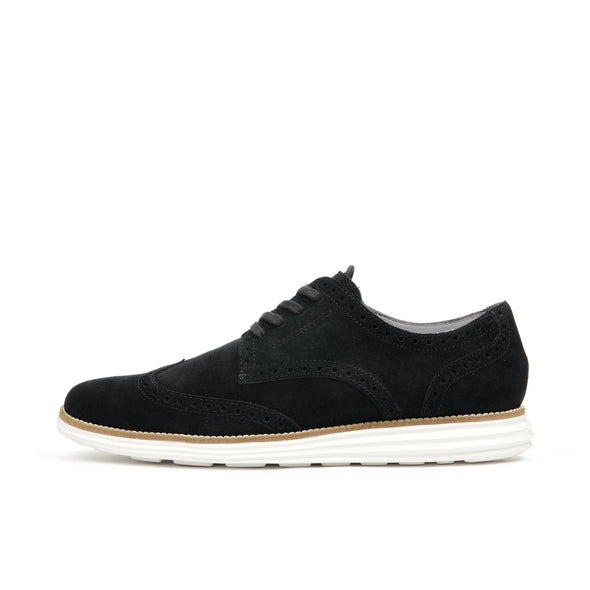 Cole Haan Original Lunar Grand Black - Concrete