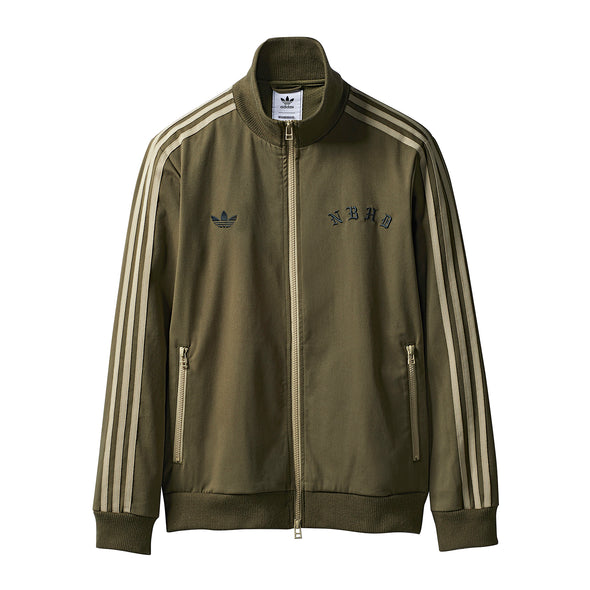 adidas Originals x NEIGHBORHOOD Track Top Trace Olive