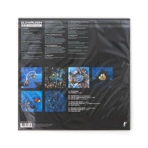 DJ Krush - Message At The Depth 2-LP - Concrete