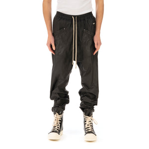 DRKSHDW by Rick Owens | Cargo Drawstring Long Pants Black