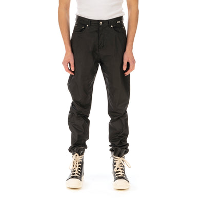 DRKSHDW by Rick Owens | Performa Cut Pants Black - Concrete