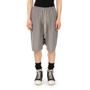 DRKSHDW by Rick Owens Pods Shorts Stone