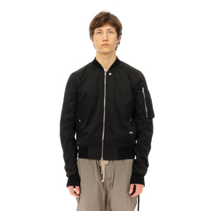 DRKSHDW by Rick Owens | Flight Bomber Jacket Black