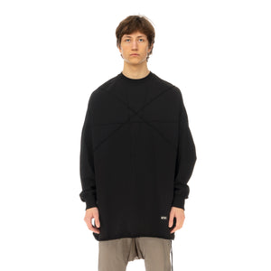 DRKSHDW by Rick Owens | Crater Tunic Black