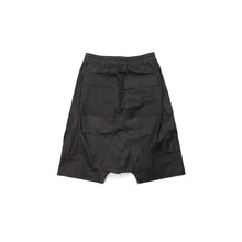 Load image into Gallery viewer, DRKSHDW by Rick Owens Woven Pant Cargo Pods Black - Concrete