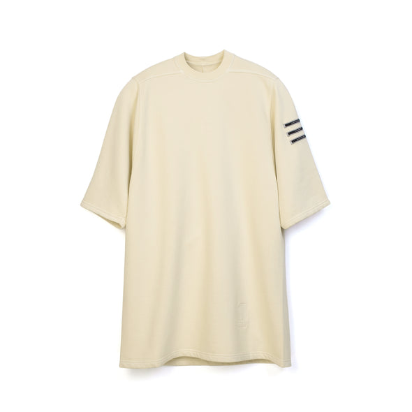 DRKSHDW by Rick Owens Jumbo Tee Natural - Concrete