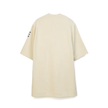 Load image into Gallery viewer, DRKSHDW by Rick Owens Jumbo Tee Natural - Concrete