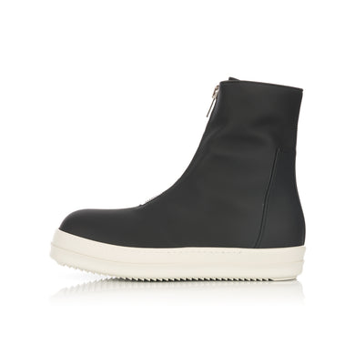DRKSHDW by Rick Owens | Zip Front Boots Black / White