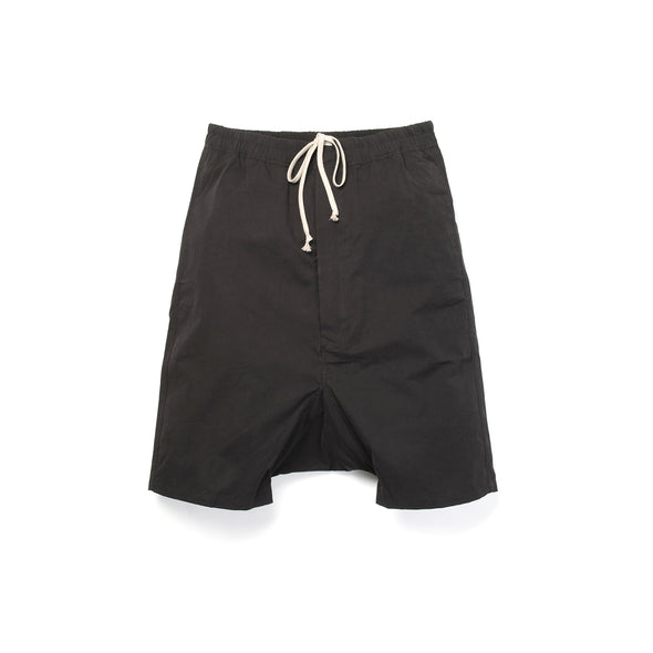 DRKSHDW by Rick Owens Pods Shorts Black - Concrete