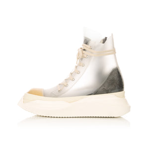 DRKSHDW by Rick Owens | Abstract Sneaks Transparant / Milk - Concrete
