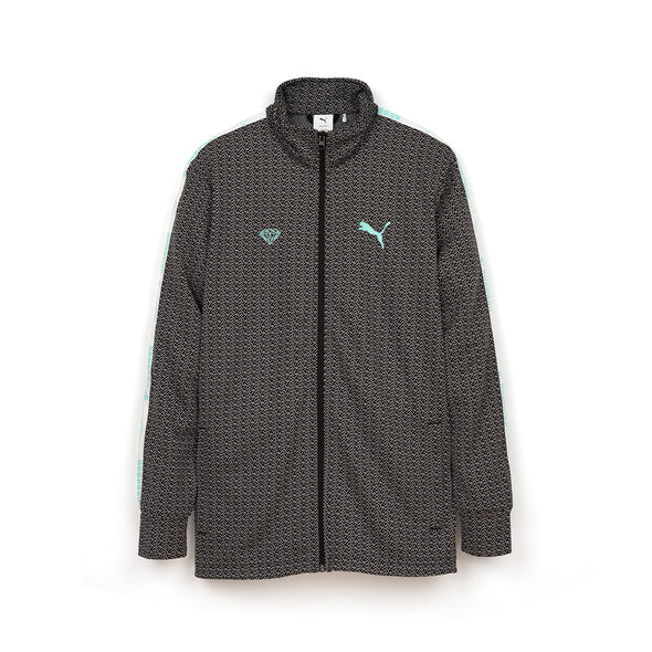 PUMA | x DIAMOND Track Jacket Black - Concrete