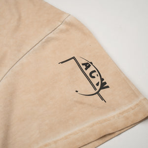 A-COLD-WALL* | Leavers T-Shirt Pale Tan