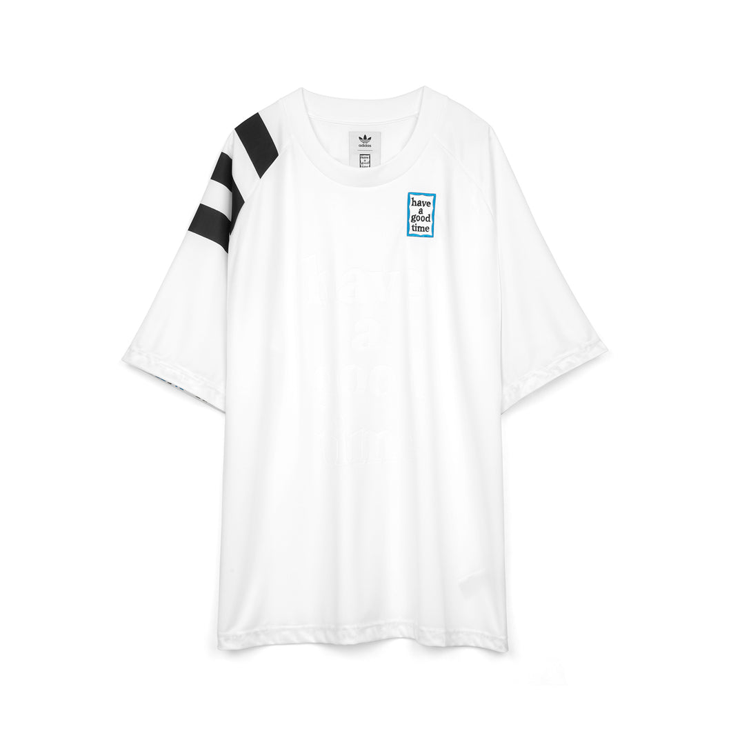 adidas Originals 'Have A Good Time' Game Jersey White