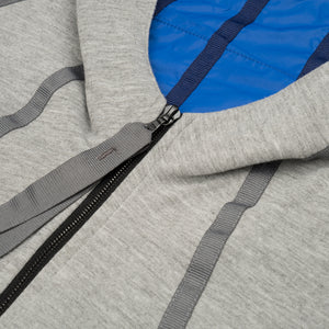 Christopher Raeburn Reversible Skylon Jacket Blue - Concrete