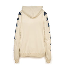 Load image into Gallery viewer, Kappa x Danilo Paura 'Okan' Oversized Hoodie Cream