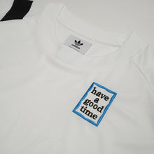 將圖像加載到畫廊查看器中adidas Originals | 'Have A Good Time' Game Jersey White - Concrete