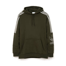 Load image into Gallery viewer, adidas Originals Outline Hoody Night Cargo