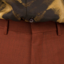 Load image into Gallery viewer, Danilo Paura 'Oler' Oversized Wool Pants Orange - Concrete