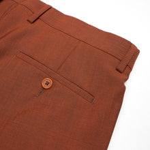 Afbeelding in Gallery-weergave laden, Danilo Paura 'Oler' Oversized Wool Pants Orange