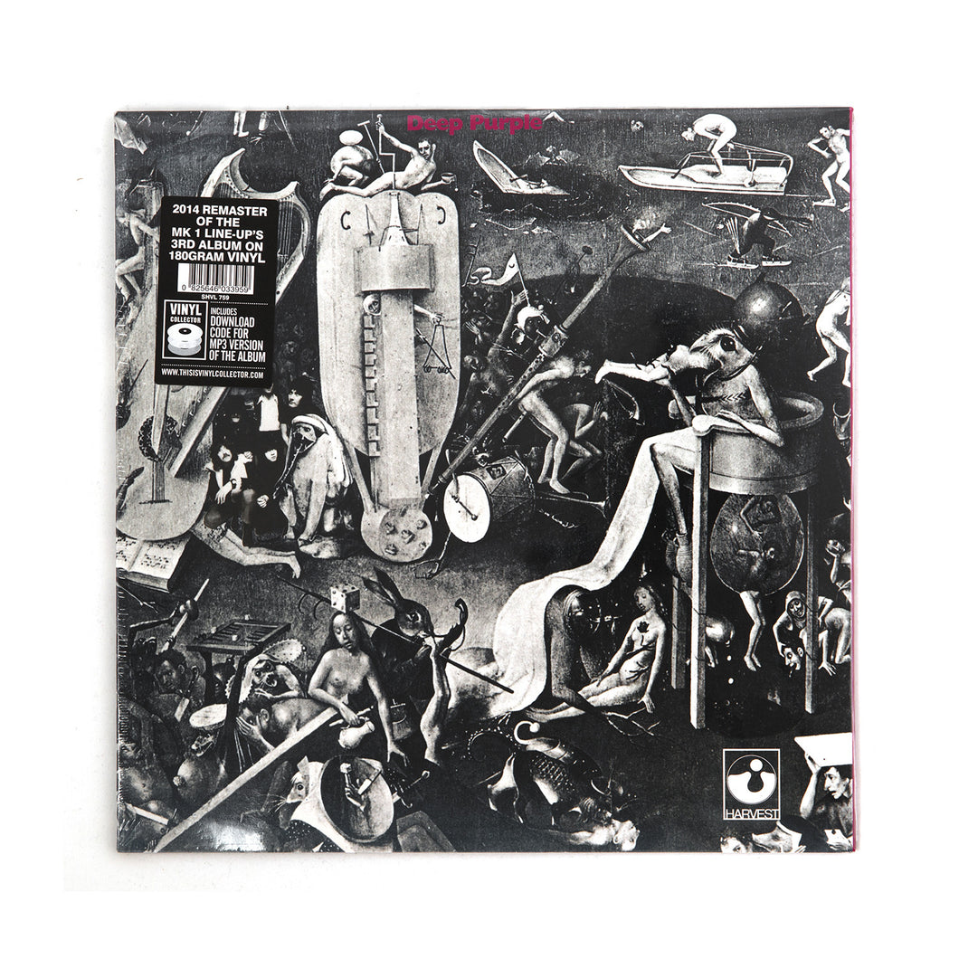 Deep Purple - Deep Purple 1-LP - Concrete