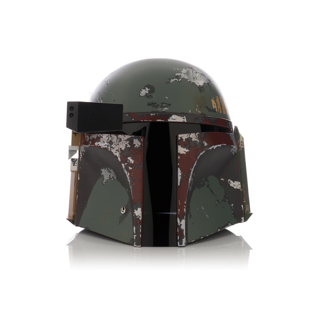 Star Wars | EFX Boba Fett Helmet 1:1 Precision Crafted Replica