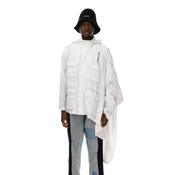 Duran Lantink for Concrete | Twin Jacket White - Concrete